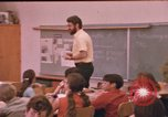 Image of 1970s elementary school children Los Angeles California USA, 1971, second 11 stock footage video 65675033448