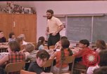 Image of 1970s elementary school children Los Angeles California USA, 1971, second 12 stock footage video 65675033448