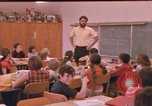 Image of 1970s elementary school children Los Angeles California USA, 1971, second 13 stock footage video 65675033448