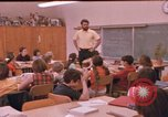 Image of 1970s elementary school children Los Angeles California USA, 1971, second 14 stock footage video 65675033448