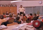 Image of 1970s elementary school children Los Angeles California USA, 1971, second 15 stock footage video 65675033448