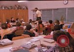 Image of 1970s elementary school children Los Angeles California USA, 1971, second 18 stock footage video 65675033448