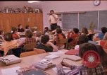 Image of 1970s elementary school children Los Angeles California USA, 1971, second 22 stock footage video 65675033448