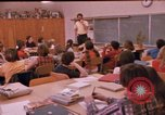 Image of 1970s elementary school children Los Angeles California USA, 1971, second 23 stock footage video 65675033448