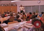 Image of 1970s elementary school children Los Angeles California USA, 1971, second 24 stock footage video 65675033448