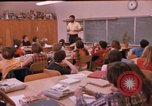 Image of 1970s elementary school children Los Angeles California USA, 1971, second 25 stock footage video 65675033448