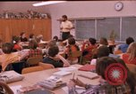 Image of 1970s elementary school children Los Angeles California USA, 1971, second 26 stock footage video 65675033448