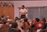 Image of 1970s elementary school children Los Angeles California USA, 1971, second 28 stock footage video 65675033448
