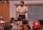 Image of 1970s elementary school children Los Angeles California USA, 1971, second 29 stock footage video 65675033448