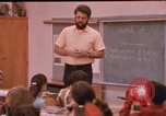 Image of 1970s elementary school children Los Angeles California USA, 1971, second 30 stock footage video 65675033448