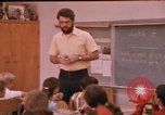 Image of 1970s elementary school children Los Angeles California USA, 1971, second 31 stock footage video 65675033448