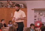 Image of 1970s elementary school children Los Angeles California USA, 1971, second 33 stock footage video 65675033448