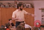 Image of 1970s elementary school children Los Angeles California USA, 1971, second 34 stock footage video 65675033448