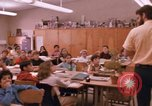 Image of 1970s elementary school children Los Angeles California USA, 1971, second 52 stock footage video 65675033448