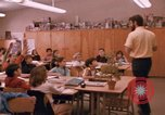 Image of 1970s elementary school children Los Angeles California USA, 1971, second 54 stock footage video 65675033448