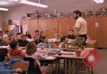 Image of 1970s elementary school children Los Angeles California USA, 1971, second 55 stock footage video 65675033448
