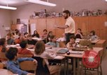 Image of 1970s elementary school children Los Angeles California USA, 1971, second 56 stock footage video 65675033448