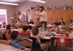 Image of 1970s elementary school children Los Angeles California USA, 1971, second 57 stock footage video 65675033448