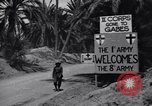 Image of US soldier Tunisia North Africa, 1943, second 2 stock footage video 65675033487