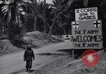 Image of US soldier Tunisia North Africa, 1943, second 6 stock footage video 65675033487