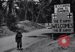 Image of US soldier Tunisia North Africa, 1943, second 9 stock footage video 65675033487
