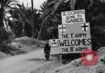 Image of US soldier Tunisia North Africa, 1943, second 21 stock footage video 65675033487