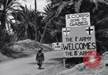 Image of US soldier Tunisia North Africa, 1943, second 23 stock footage video 65675033487