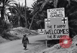 Image of US soldier Tunisia North Africa, 1943, second 24 stock footage video 65675033487