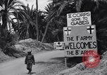 Image of US soldier Tunisia North Africa, 1943, second 25 stock footage video 65675033487