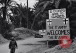 Image of US soldier Tunisia North Africa, 1943, second 27 stock footage video 65675033487