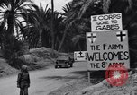 Image of US soldier Tunisia North Africa, 1943, second 28 stock footage video 65675033487