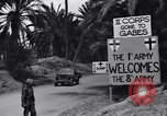 Image of US soldier Tunisia North Africa, 1943, second 29 stock footage video 65675033487