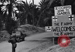 Image of US soldier Tunisia North Africa, 1943, second 31 stock footage video 65675033487