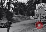Image of US soldier Tunisia North Africa, 1943, second 32 stock footage video 65675033487