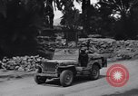 Image of US soldier Tunisia North Africa, 1943, second 39 stock footage video 65675033487
