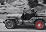 Image of US soldier Tunisia North Africa, 1943, second 42 stock footage video 65675033487