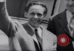 Image of Gunder Hagg New York United States USA, 1943, second 23 stock footage video 65675033502