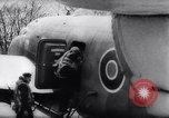 Image of British Avro Manchester bombers strike Axis held targets in occupied France Europe, 1943, second 16 stock footage video 65675033504
