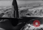 Image of British Avro Manchester bombers strike Axis held targets in occupied France Europe, 1943, second 24 stock footage video 65675033504