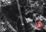 Image of British Avro Manchester bombers strike Axis held targets in occupied France Europe, 1943, second 49 stock footage video 65675033504