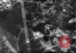 Image of British Avro Manchester bombers strike Axis held targets in occupied France Europe, 1943, second 51 stock footage video 65675033504