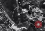 Image of British Avro Manchester bombers strike Axis held targets in occupied France Europe, 1943, second 52 stock footage video 65675033504