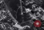 Image of British Avro Manchester bombers strike Axis held targets in occupied France Europe, 1943, second 53 stock footage video 65675033504