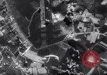Image of British Avro Manchester bombers strike Axis held targets in occupied France Europe, 1943, second 55 stock footage video 65675033504