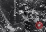 Image of British Avro Manchester bombers strike Axis held targets in occupied France Europe, 1943, second 56 stock footage video 65675033504