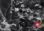 Image of British Avro Manchester bombers strike Axis held targets in occupied France Europe, 1943, second 58 stock footage video 65675033504