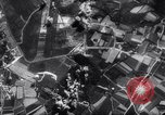 Image of British Avro Manchester bombers strike Axis held targets in occupied France Europe, 1943, second 60 stock footage video 65675033504