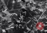 Image of British Avro Manchester bombers strike Axis held targets in occupied France Europe, 1943, second 62 stock footage video 65675033504