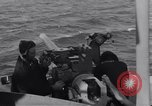 Image of Allied Invasion convoy heading toward North Africa Atlantic Ocean, 1942, second 34 stock footage video 65675033506