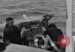 Image of Allied Invasion convoy heading toward North Africa Atlantic Ocean, 1942, second 37 stock footage video 65675033506